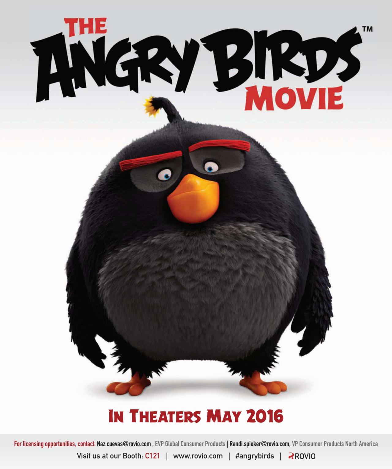 Heitor Pereira en The Angry Birds Movie