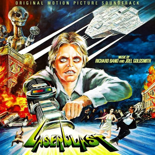 Laserblast, Detalles del álbum