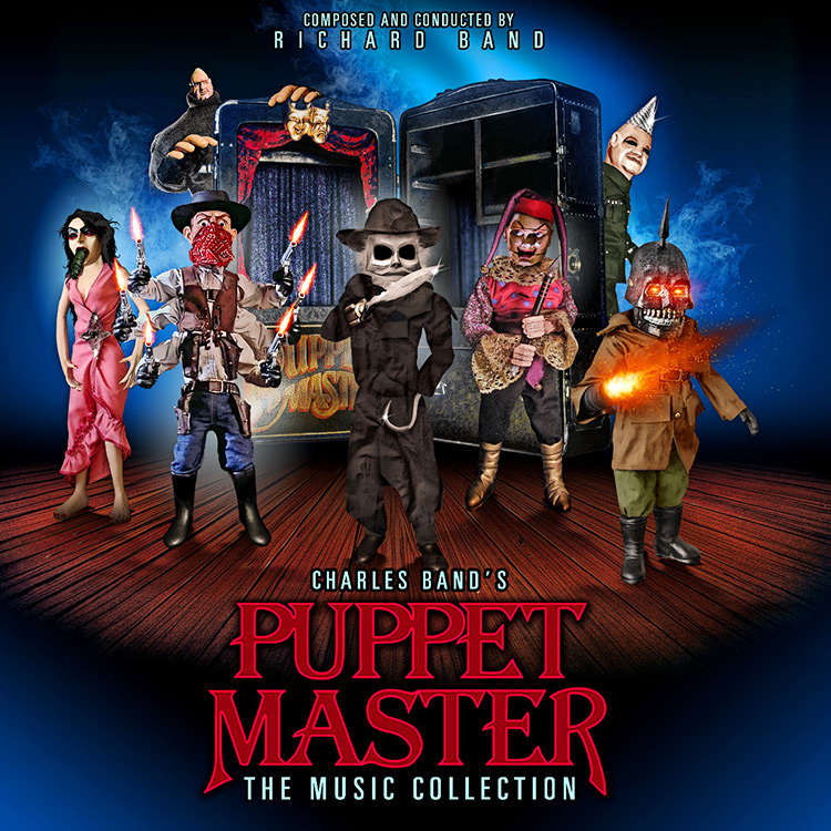 Puppet Master: The Music Collection, Detalles LP