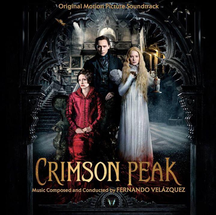 Crimson Peak (Versus)