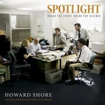 Carátula BSO Spotlight - Howard Shore