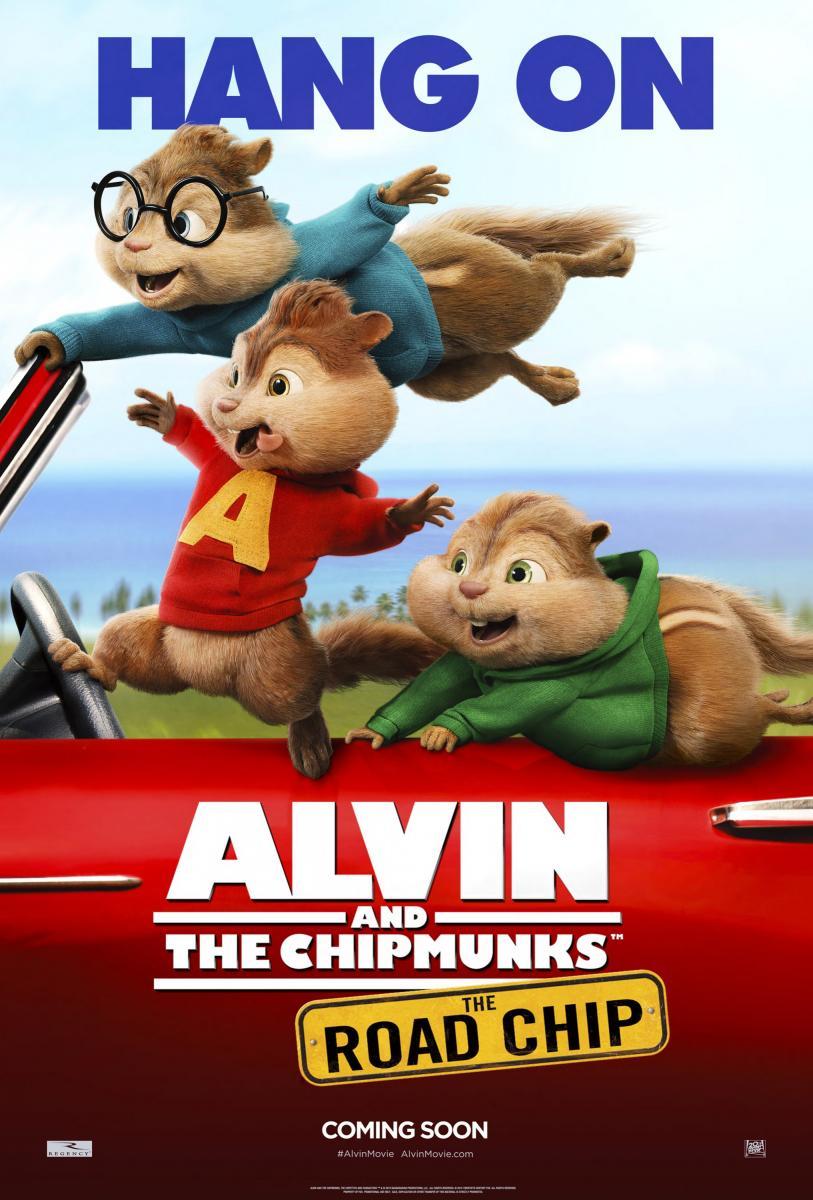 Mark Mothersbaugh en Alvin and the Chipmunks 4