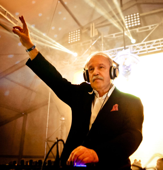 Giorgio Moroder en Queen of the South
