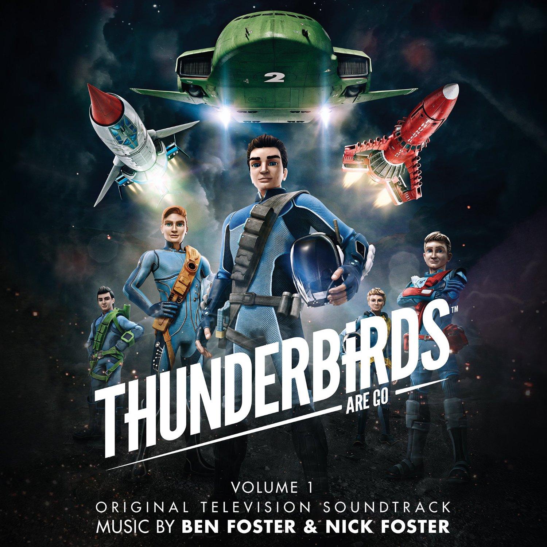 Thunderbirds Are Go!, Detalles