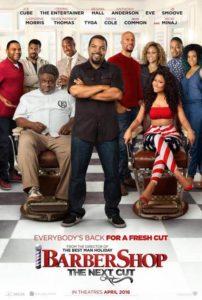 Póster Barbershop: The Next Cut