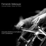 Concerts Suite (Fernando Velázquez) en Quartet Records