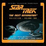 Star Trek:The Next Generation Vol.2, en La-La Land Records
