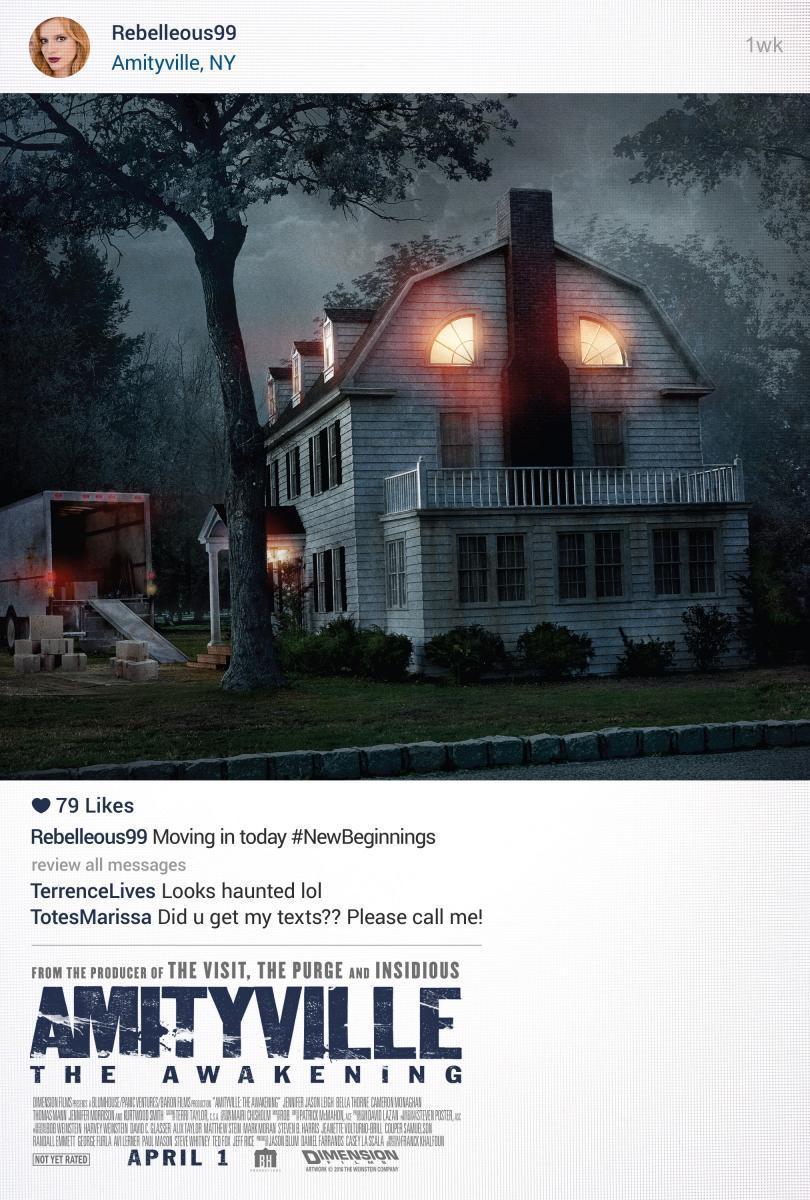 Rob en Amityville: The Awakening