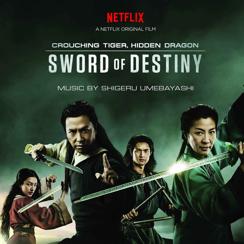 Crouching Tiger, Hidden Dragon: Sword of Destiny, Detalles