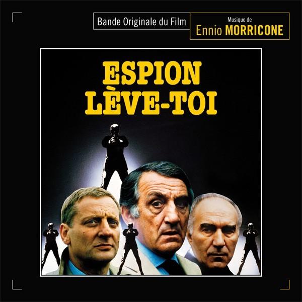 Music Box Records reedita Espion, Lève-toi de Ennio Morricone