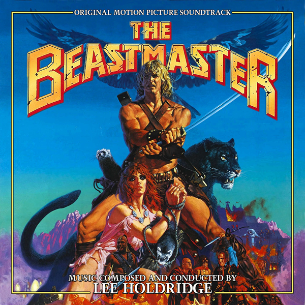 The Beastmaster (2CD), Detalles del álbum