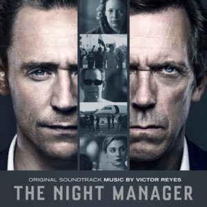 Carátula BSO The Night Manager - Victor Reyes