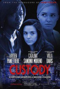 Póster Custody
