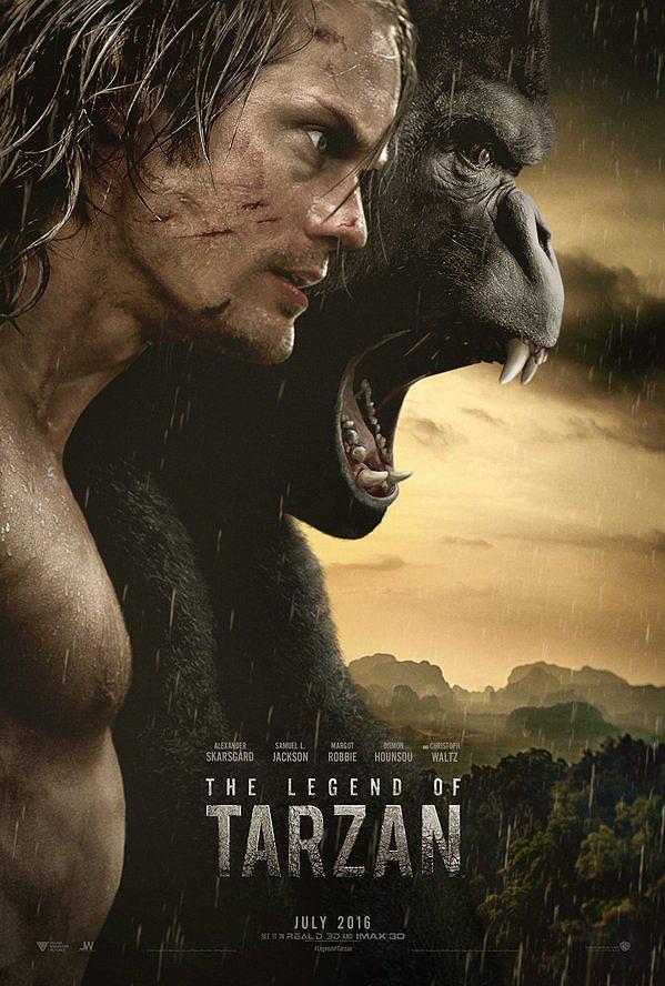 Zimmer & Gregson-Williams en The Legend of Tarzan