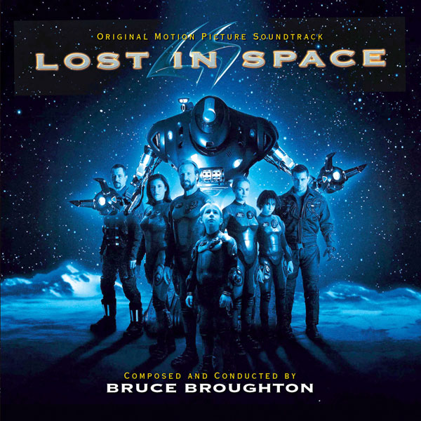 Lost in Space (2CD), Detalles del álbum