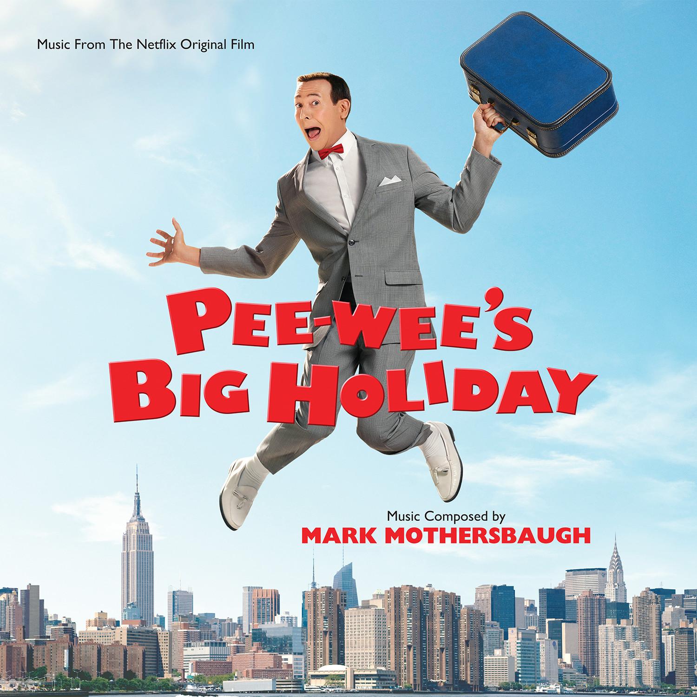 Pee-wee's Big Holiday, Detalles