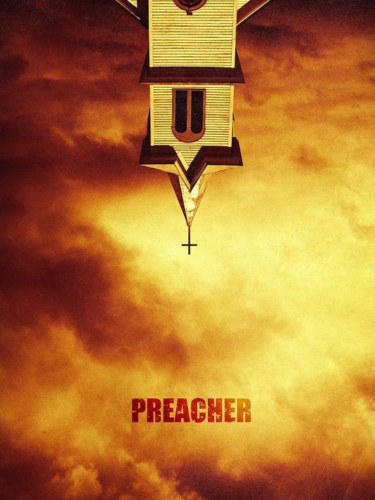 Dave Porter en Preacher
