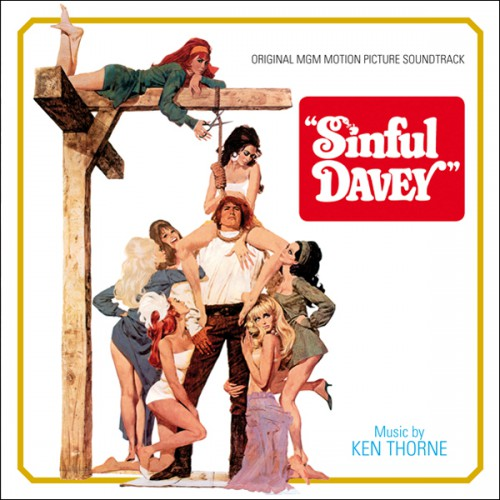 Sinful Davey, Detalles del álbum