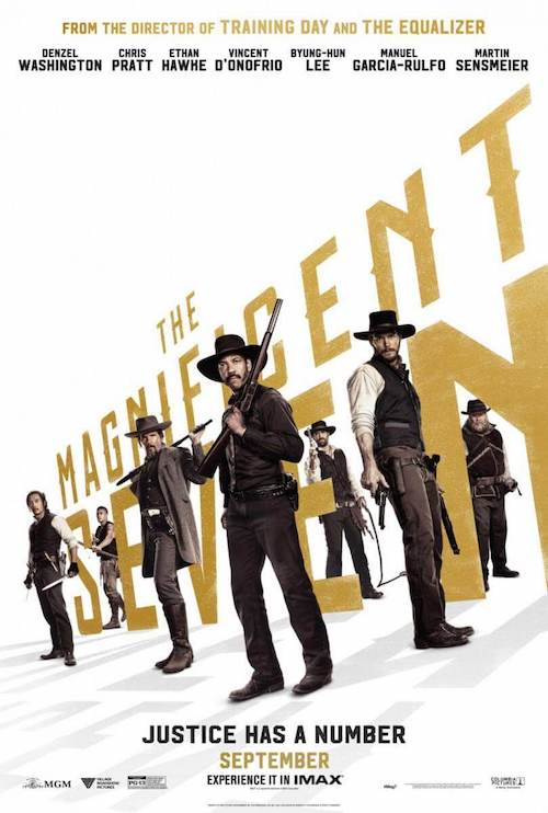 Simon Franglen en The Magnificent Seven
