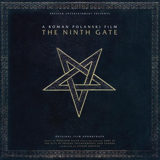 The Ninth Gate, Detalles del LP
