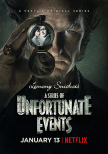 Póster A Series of Unfortunate Events