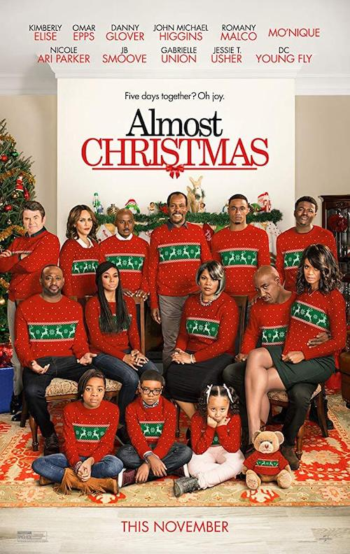 Aaron Zigman en Almost Christmas