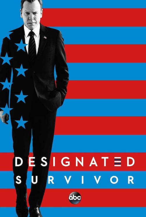 Sean Callery en Designated Survivor