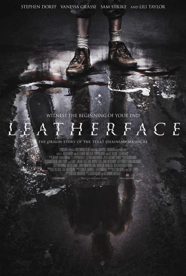 Finalmente John Frizzell en Leatherface