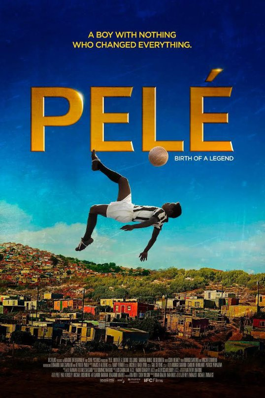 A.R. Rahman en Pelé: Birth of a Legend