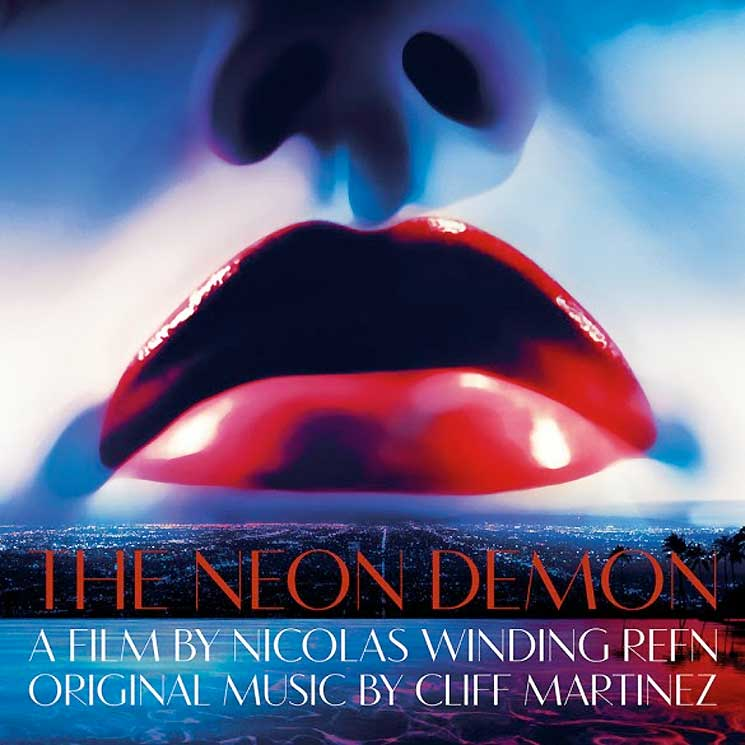 The Neon Demon, Detalles del álbum