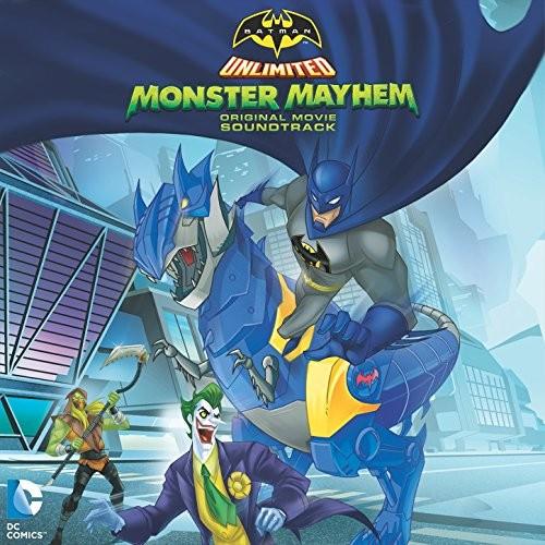 Batman Unlimited: Monster Mayhem, Detalles