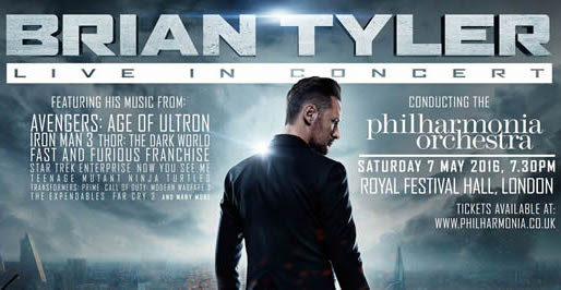 Brian Tyler - London 2016 – Concert Chronicle - AsturScore