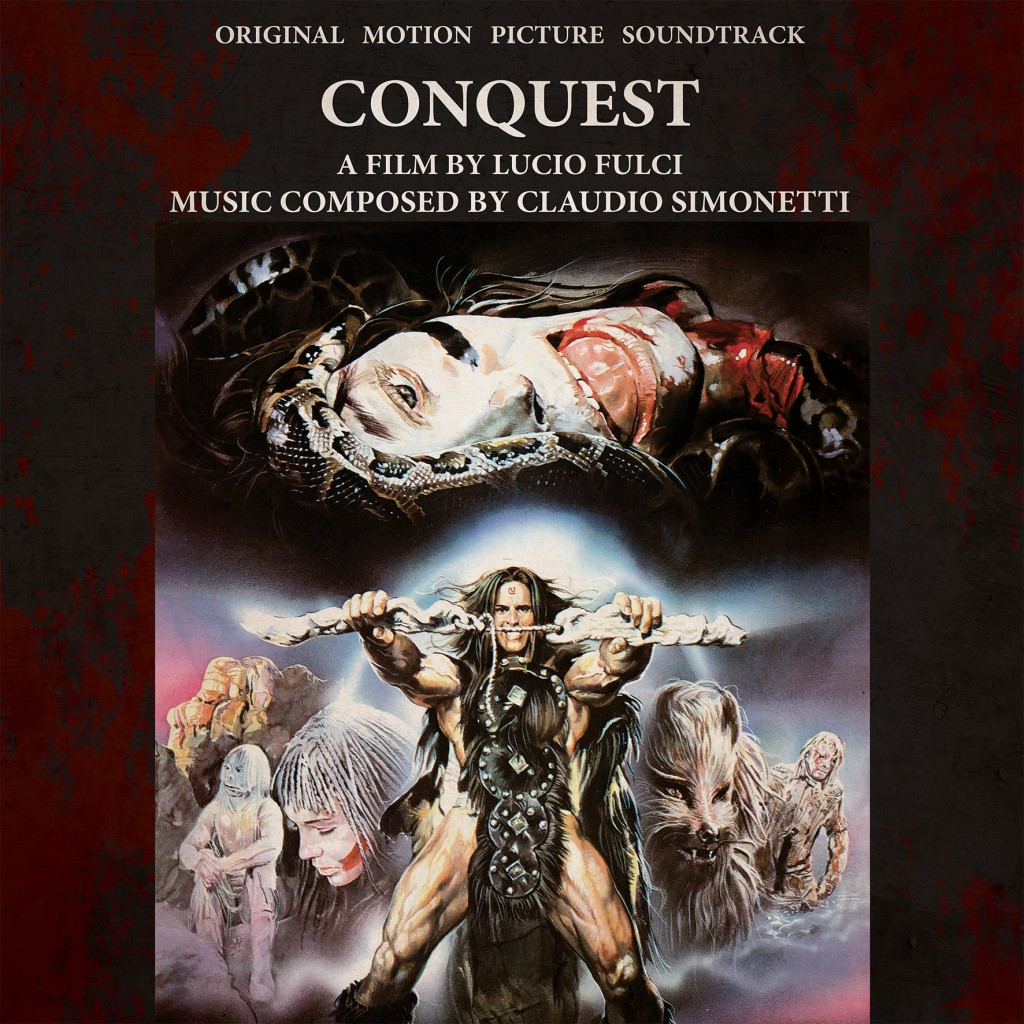 Conquest, Detalles del LP