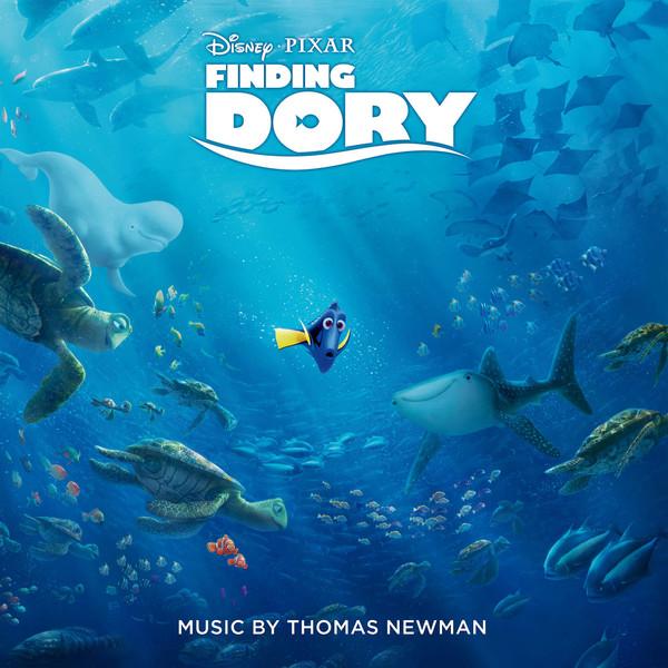 Finding Dory, Detalles del álbum