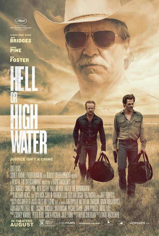 Nick Cave & Warren Ellis en Hell or High Water