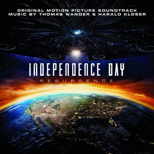Independence Day: Resurgence en Sony Classical