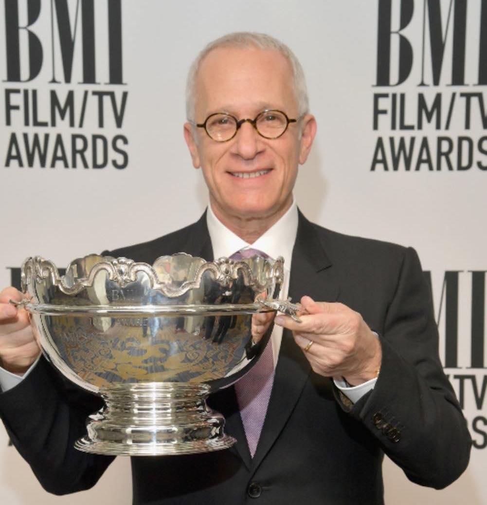 BMI Film & TV Awards para James Newton Howard