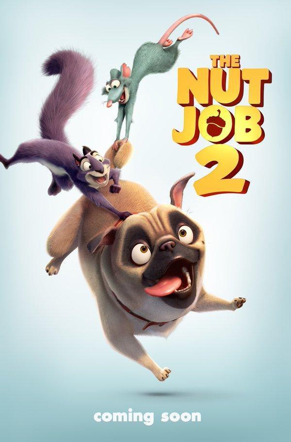 Heitor Pereira en The Nut Job 2