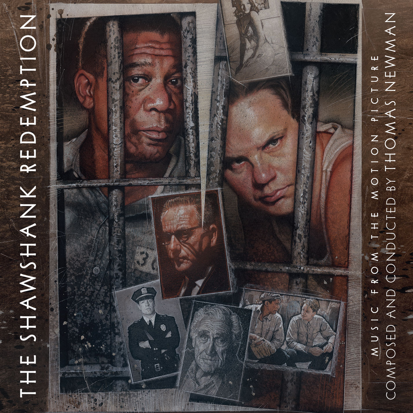 The Shawshank Redemption (2CD), Detalles