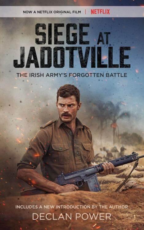 Joseph Trapanese en Jadotville