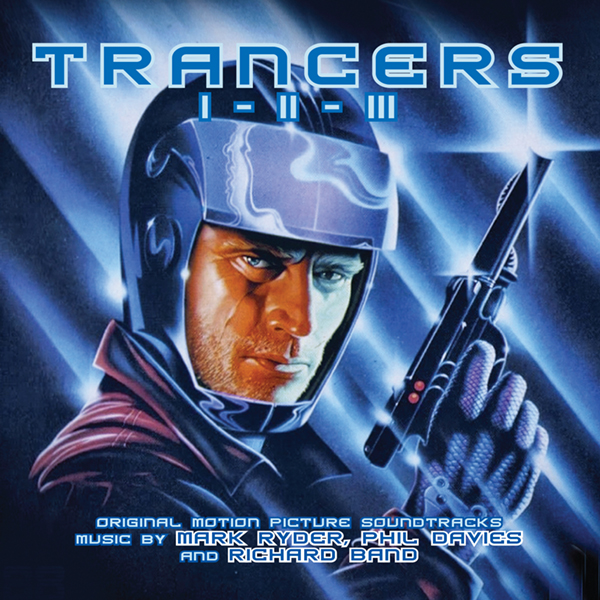 Trancers I – II – III (2CD), Detalles del álbum