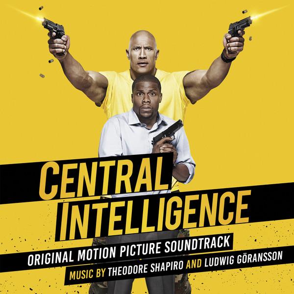 Central Intelligence, Detalles del álbum