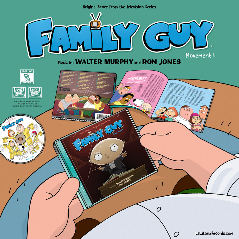Family Guy: Movement I, Detalles