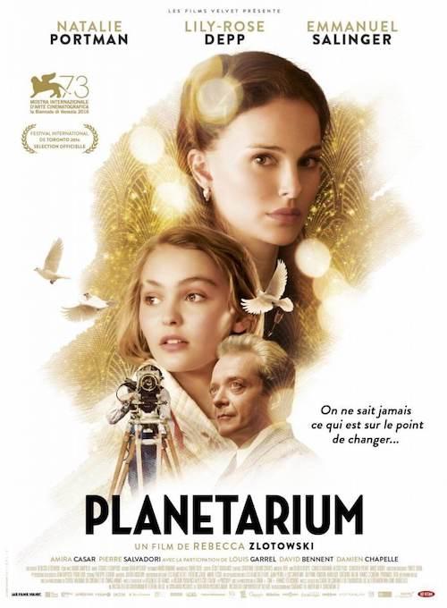 Rob en Planetarium
