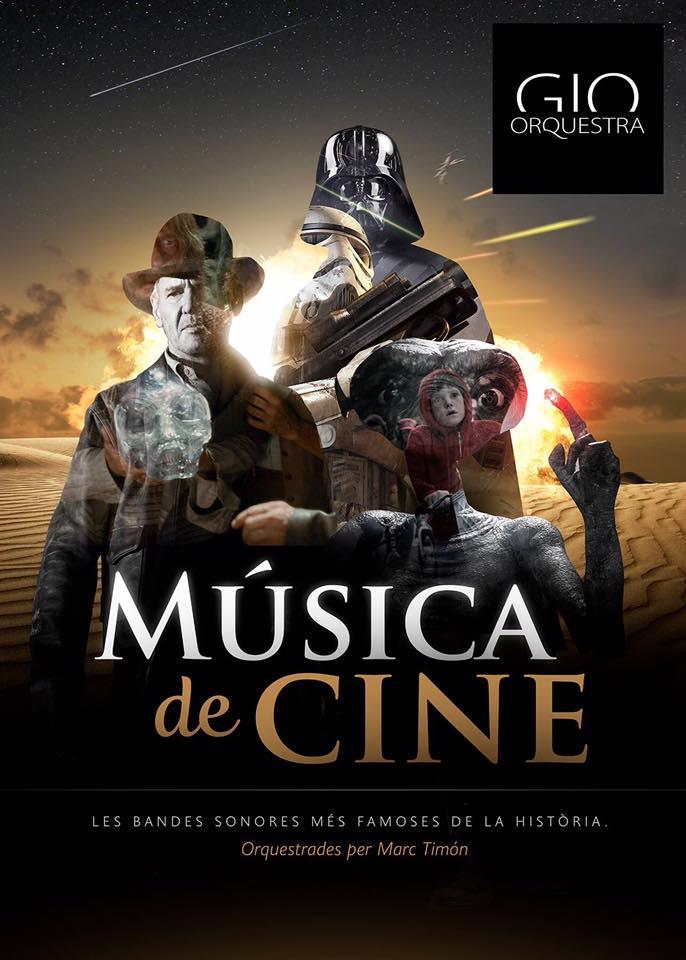 Concierto Música de Cine – Marc Timon