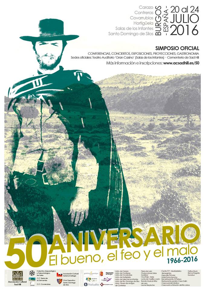 La música de Ennio Morricone en los western de Sergio Leone