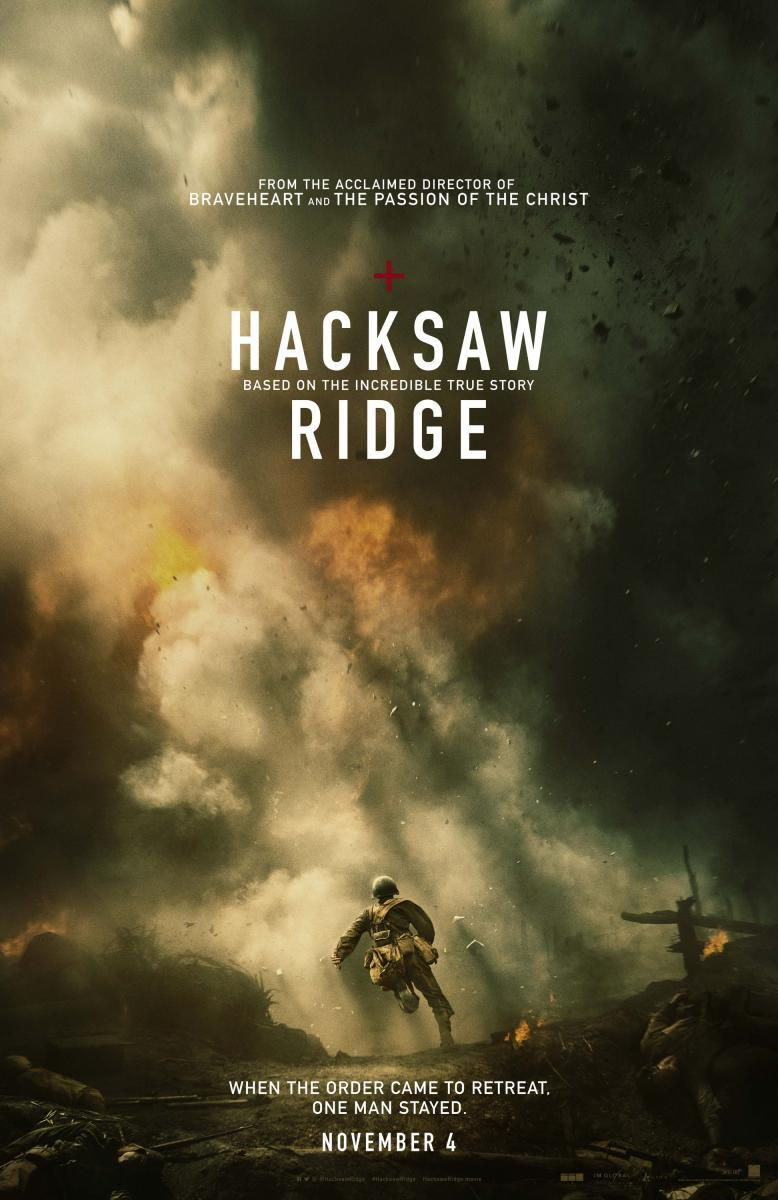 Rupert Gregson-Williams en Hacksaw Ridge