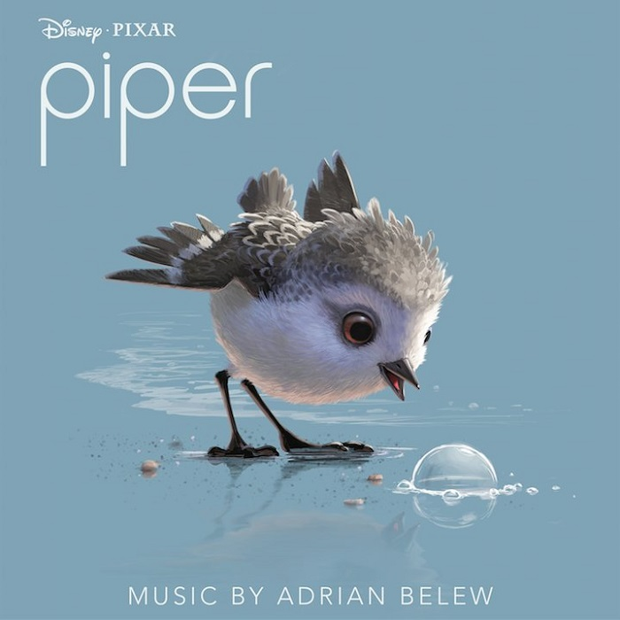 Walt Disney Records edita Piper