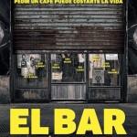 Joan Valent y Carlos Riera en El bar