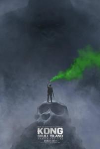 Póster Kong: La Isla Calavera